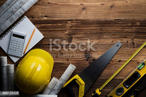 898133862 istock photo Construction and renovation concept. 939125426