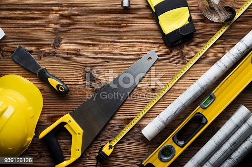 898133862 istock photo Construction and renovation concept. 939126126