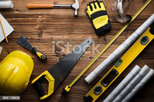 898133862 istock photo Construction and renovation concept. 939128608