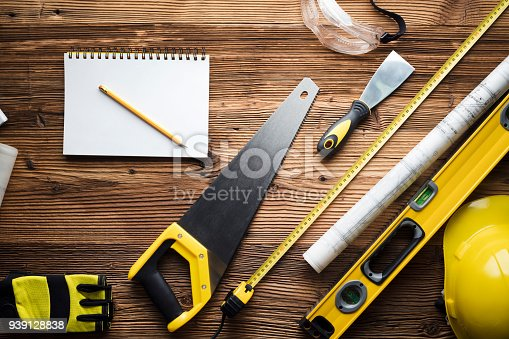 898133862 istock photo Construction and renovation concept. 939128838