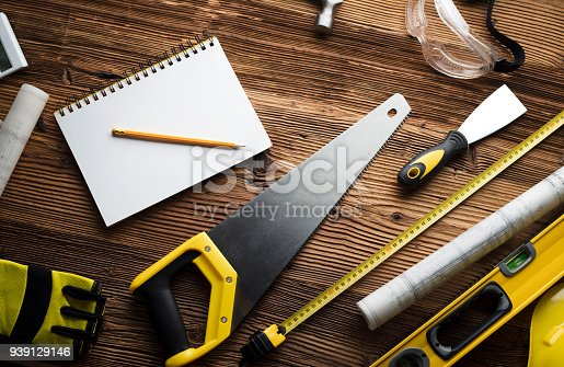 898133862 istock photo Construction and renovation concept. 939129146