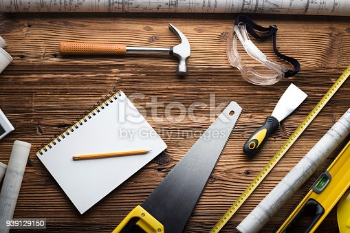 898133862 istock photo Construction and renovation concept. 939129150
