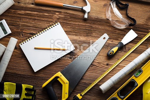 898133862 istock photo Construction and renovation concept. 939129258