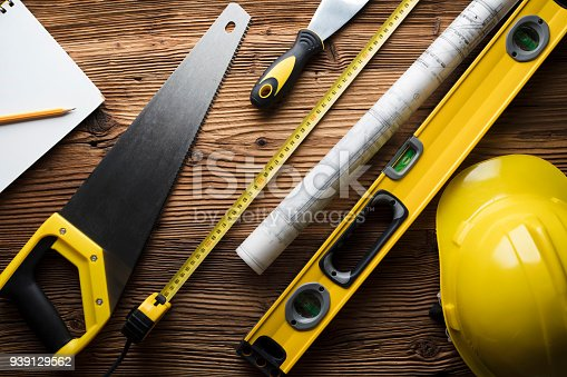 898133862 istock photo Construction and renovation concept. 939129562