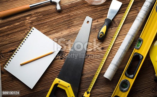 898133862 istock photo Construction and renovation concept. 939130124