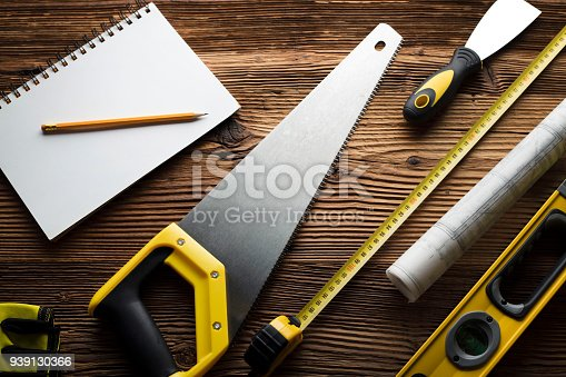898133862 istock photo Construction and renovation concept. 939130366