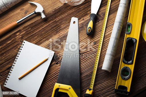 898133862 istock photo Construction and renovation concept. 939130380