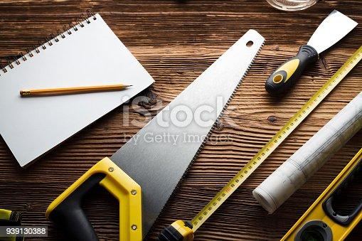 898133862 istock photo Construction and renovation concept. 939130388