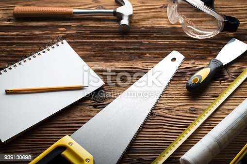 898133862 istock photo Construction and renovation concept. 939130698