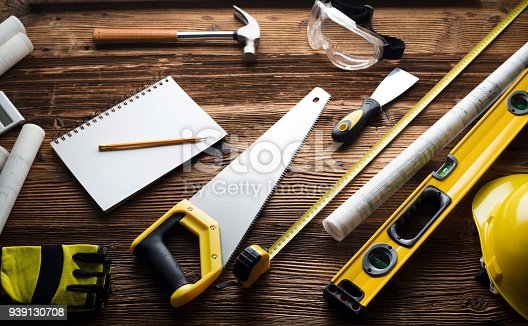 898133862 istock photo Construction and renovation concept. 939130708