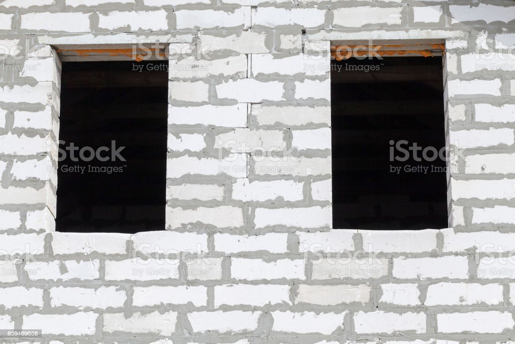 construction apartment building stock photo