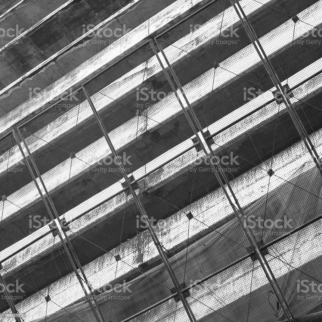 Construction building royalty-free stock photo