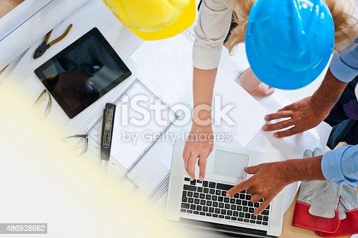 istock Construction Deal 486938662