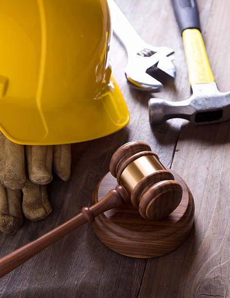 construction defects. worker's rights. - defects stock pictures, royalty-free photos & images