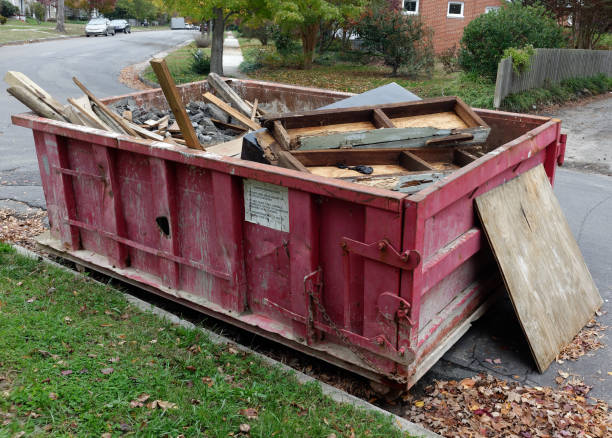 construction dumpster - garbage bin stock photos and pictures