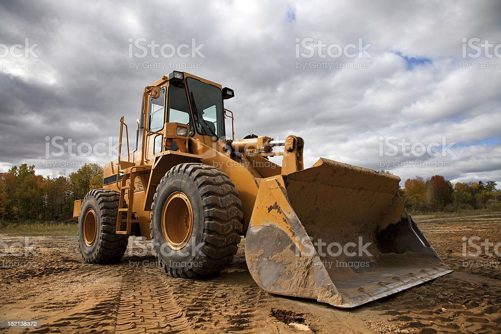 Construction Equipment royalty-free stock photo