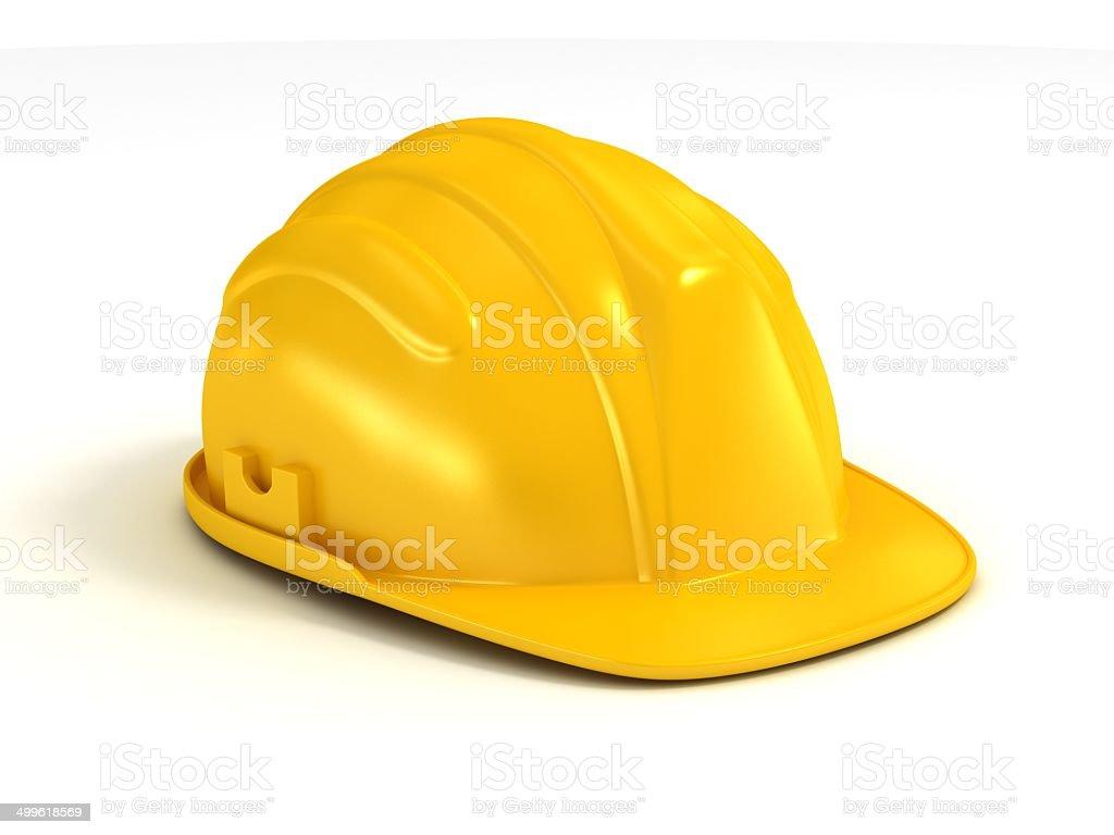 Casco di costruzione - foto stock