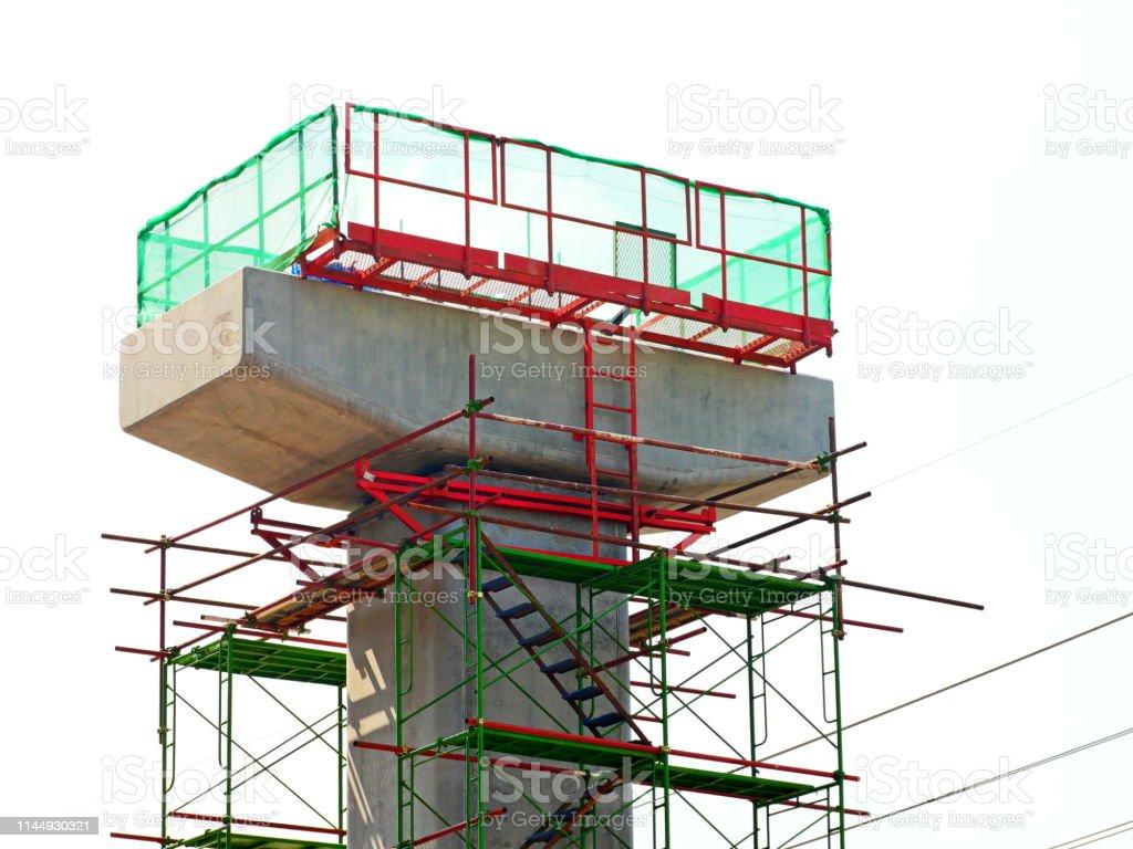 Bridge - Built Structure, Construction Industry, Construction Site,...