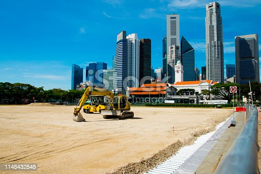 Construction in Singapore
