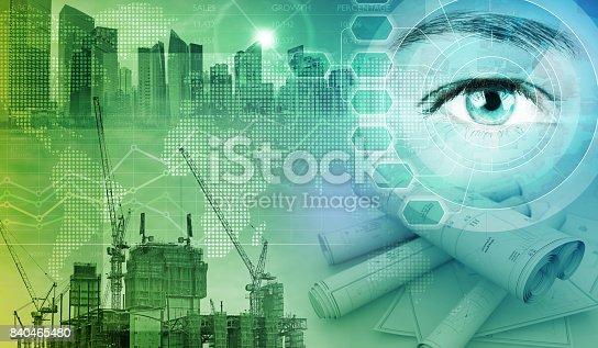 istock construction industry and architecture concept 840465480