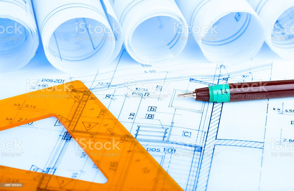 construction industry Architecture stock photo