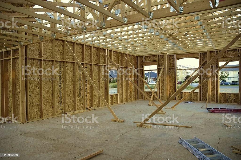 Construction – Inside 2 royalty-free stock photo