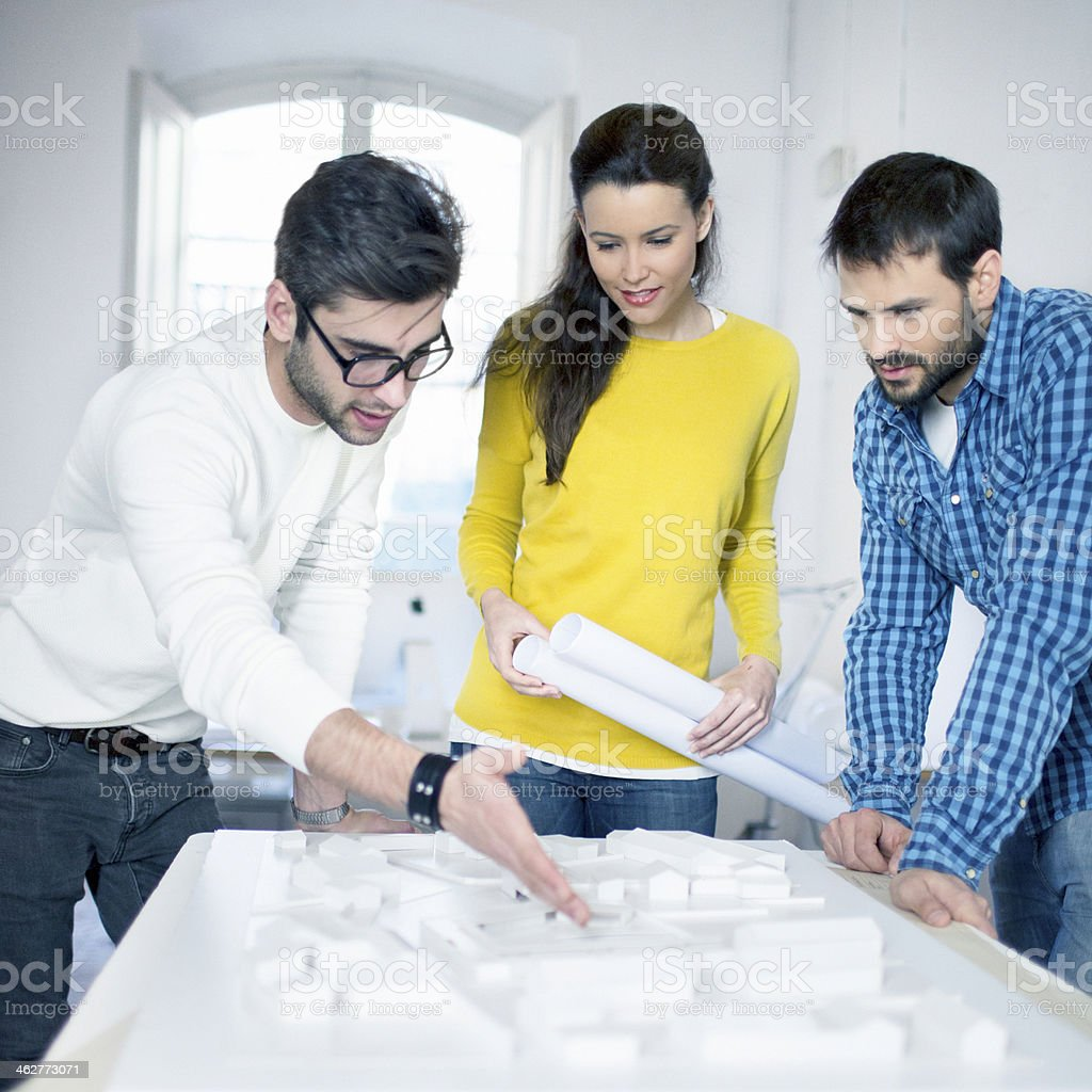 Construction issues royalty-free stock photo