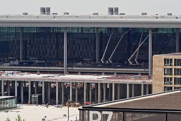 Flughafen Berlin Bau