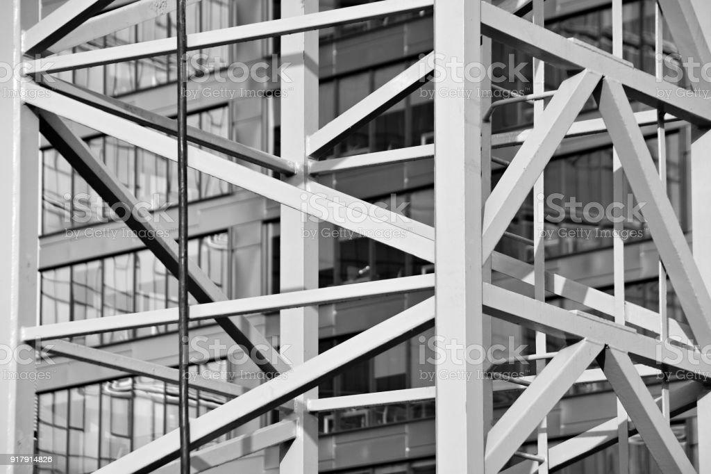 Construction dimmeubles de grande hauteur bureau centre grâce à la