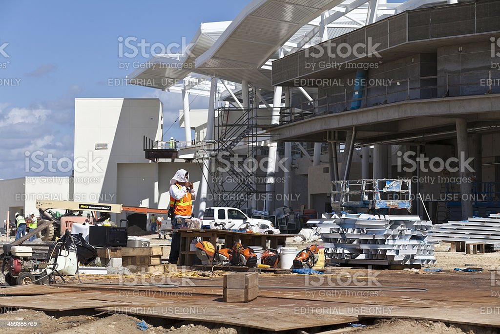 Construcción - foto de stock