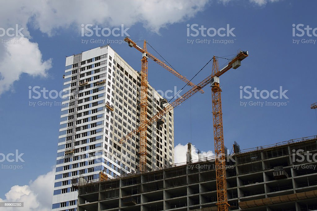 Construction royalty free stockfoto