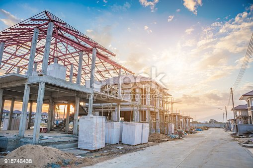 istock construction residential new house in progress at building site 918746438