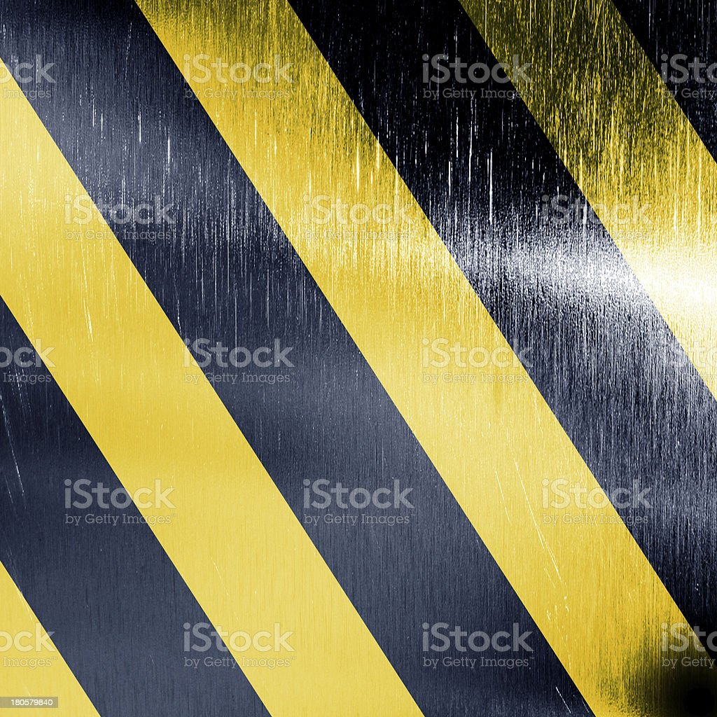 construction sign royalty-free stock photo
