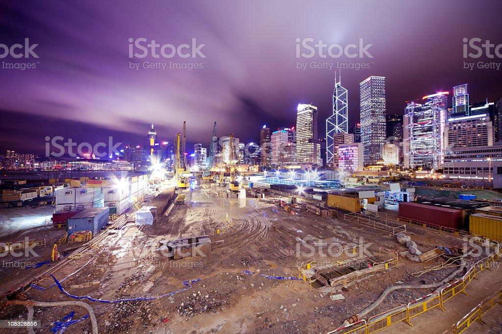 Gebäude im Bau – Foto