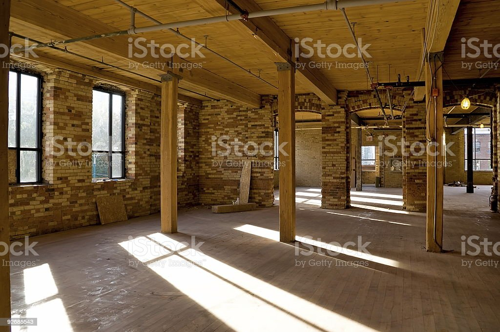 Baustelle-Interieur#1 – Foto