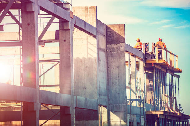 construction site - construction industry stock pictures, royalty-free photos & images
