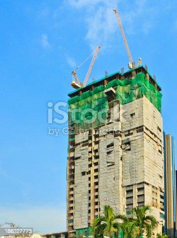 istock Construction site 186227773
