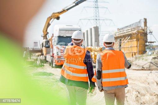 istock Construction Site 477576474