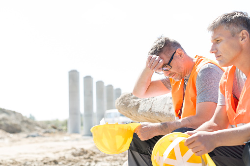 Construction Site Stock Photo - Download Image Now