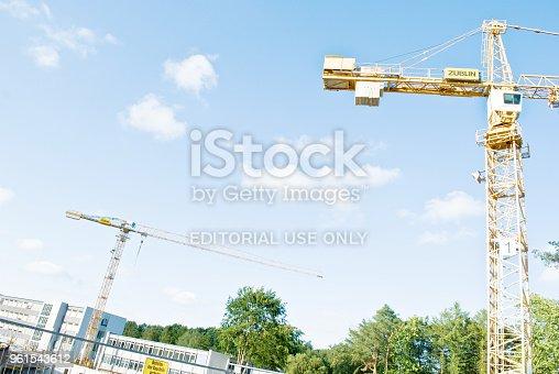 istock Construction Site 961543612