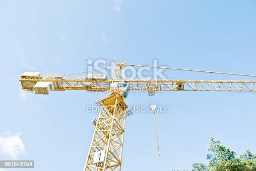 istock Construction Site 961543754