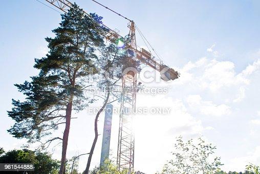 istock Construction Site 961544888