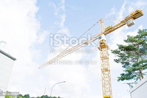 istock Construction Site 961546052
