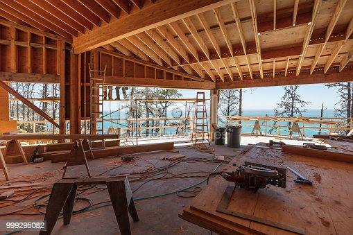Building oceanfront home in California
