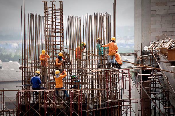 Baustelle beschäftigten – Foto