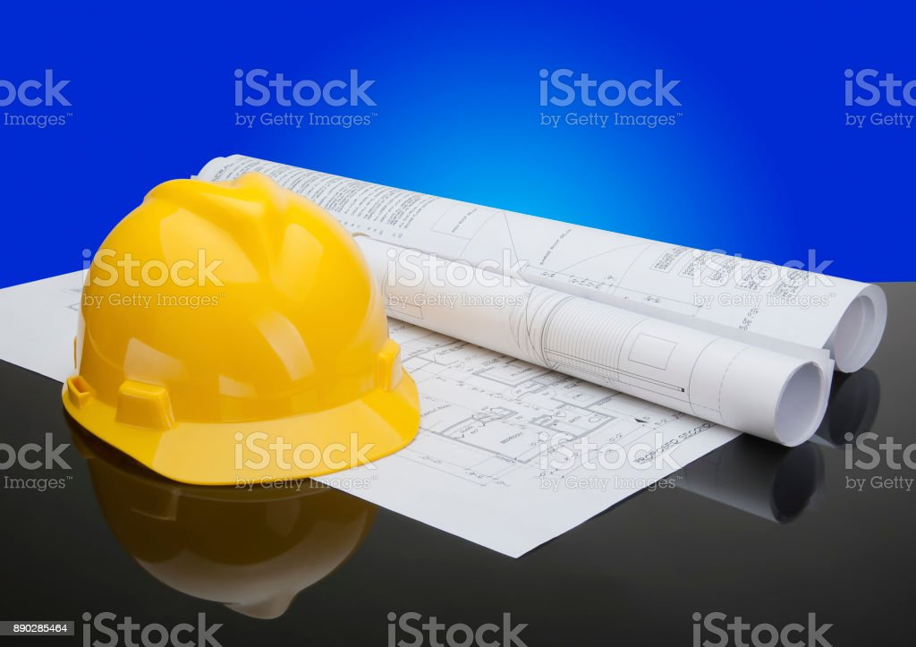 Construction Tools and Equipment stock photo