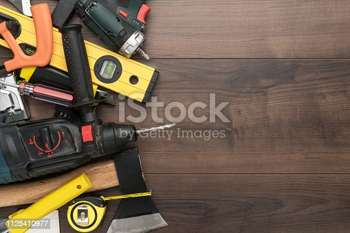 istock construction tools background 1125410977
