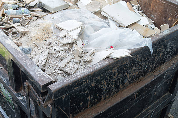 Construction wastes dump container – Foto
