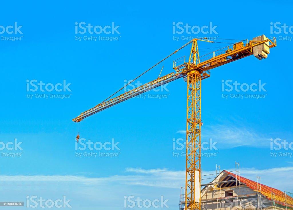 Die Bauarbeiten für das Haus der Familie – Foto