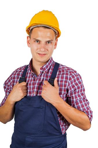 절연에 건설 노동자 건설 산업에 대한 스톡 사진 및 기타 이미지